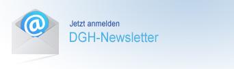 Anmeldung an Newsletter